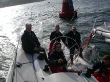 Basic keelboat 1 course day 1